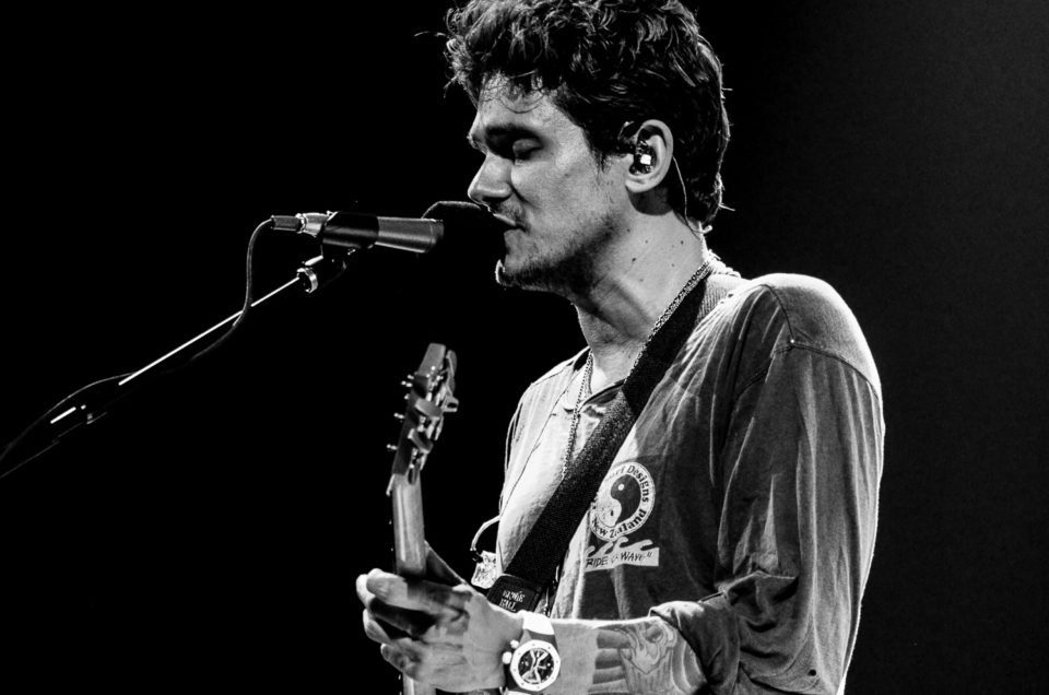 John Mayer – moda center